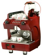 Кофемашина Gaggia GE Compact Red 1GR 230V